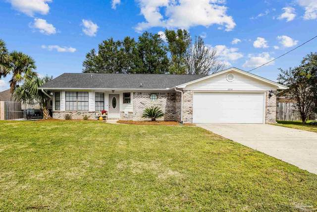 10710 Willow Lake Dr, Pensacola, FL 32506 (MLS #598720) :: Connell & Company Realty, Inc.