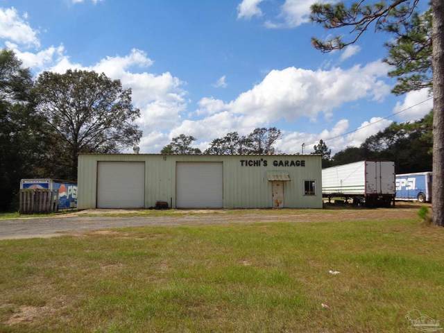 9681 Hwy 97, Century, FL 32535 (MLS #598739) :: Connell & Company Realty, Inc.