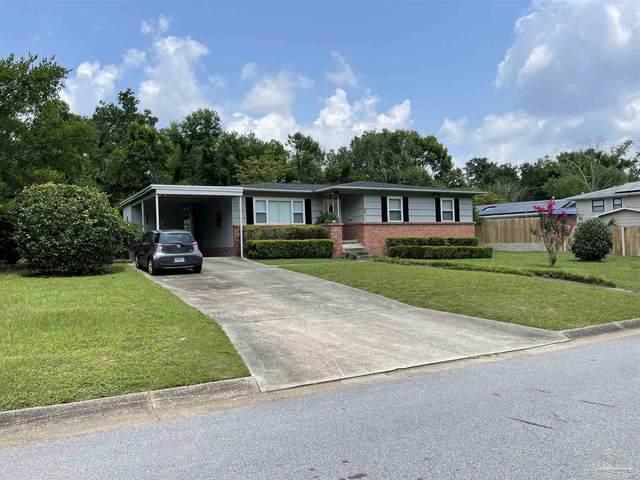161 Baldwin Ave, Pensacola, FL 32503 (MLS #598780) :: Vacasa Real Estate