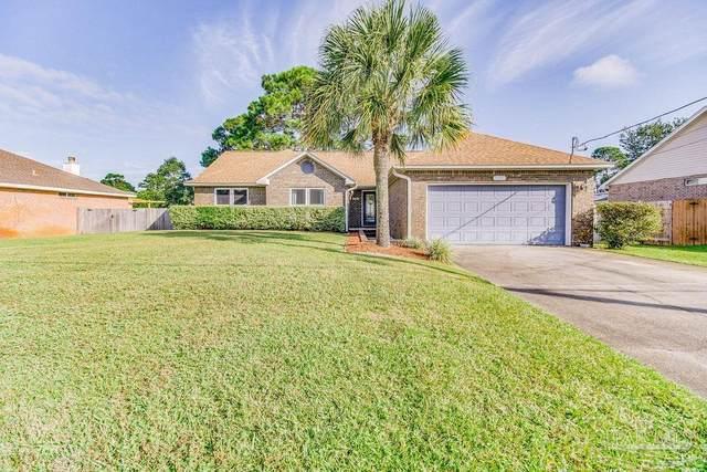 6436 Garden Dr, Gulf Breeze, FL 32563 (MLS #598792) :: Coldwell Banker Coastal Realty