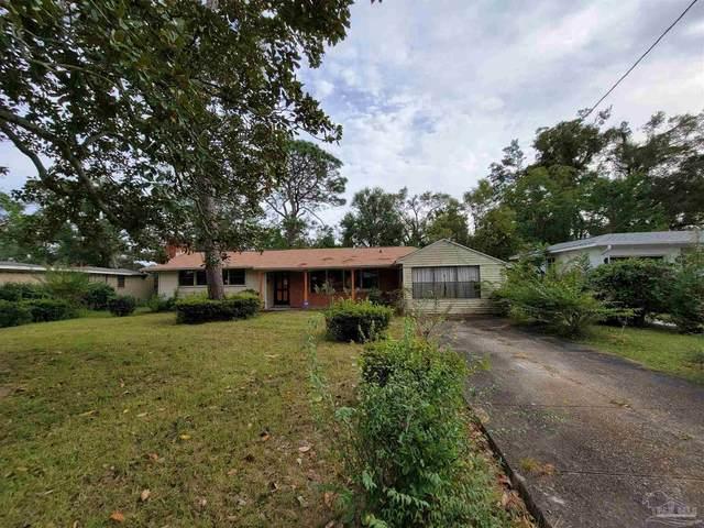 1755 E Hayes St, Pensacola, FL 32503 (MLS #598795) :: Vacasa Real Estate