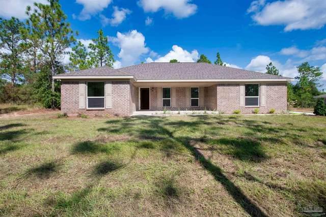 10004 American Farms Rd, Milton, FL 32583 (MLS #598829) :: Coldwell Banker Coastal Realty