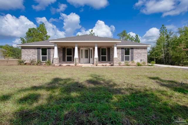 10012 American Farms Rd, Milton, FL 32583 (MLS #598831) :: Coldwell Banker Coastal Realty