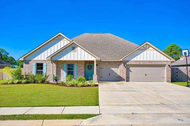 1375 Areca Palm Dr, Gulf Breeze, FL 32563 (MLS #598832) :: Coldwell Banker Coastal Realty