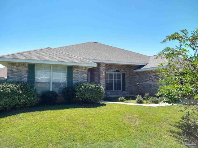 6952 Fort Deposit Dr, Pensacola, FL 32526 (MLS #598837) :: Levin Rinke Realty