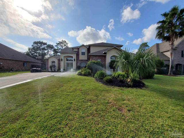 2729 Grand Bay Ct, Navarre, FL 32566 (MLS #598841) :: Coldwell Banker Coastal Realty