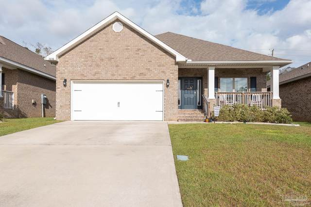 3646 Whitetail Ln, Pensacola, FL 32526 (MLS #598842) :: Levin Rinke Realty