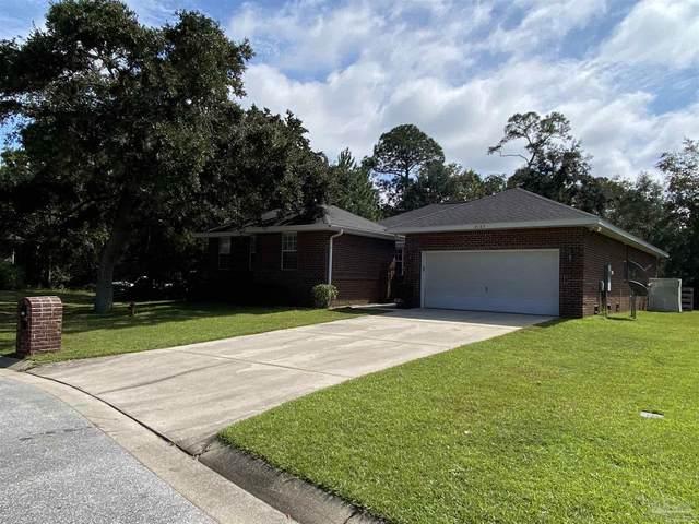 2103 Anna Ct, Milton, FL 32583 (MLS #598844) :: Coldwell Banker Coastal Realty