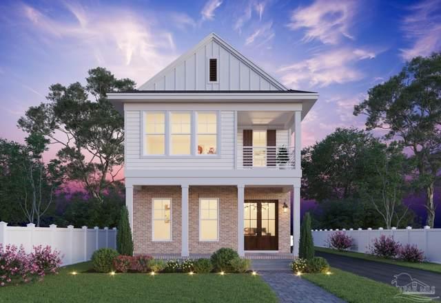 1461 E Moreno St, Pensacola, FL 32503 (MLS #598870) :: Vacasa Real Estate