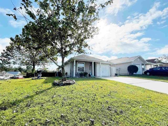 3129 Flintlock Dr, Pensacola, FL 32526 (MLS #598901) :: Crye-Leike Gulf Coast Real Estate & Vacation Rentals