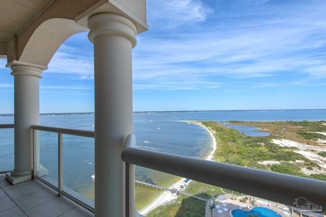 4 Portofino Dr #1602, Pensacola Beach, FL 32561 (MLS #598904) :: Levin Rinke Realty