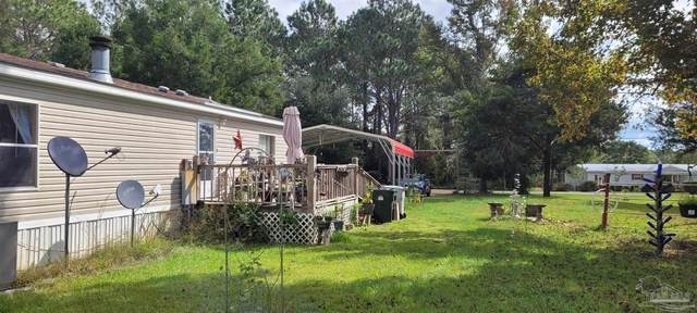 8006 Malone Rd, Milton, FL 32570 (MLS #598931) :: The Kathy Justice Team - Better Homes and Gardens Real Estate Main Street Properties