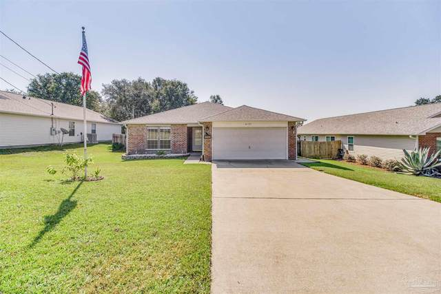 6127 White Creek Ln, Milton, FL 32570 (MLS #598941) :: The Kathy Justice Team - Better Homes and Gardens Real Estate Main Street Properties