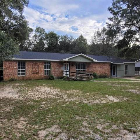 5897 Timberline Dr, Milton, FL 32570 (MLS #598969) :: The Kathy Justice Team - Better Homes and Gardens Real Estate Main Street Properties