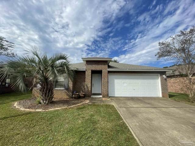 4857 Makenna Cir, Pace, FL 32571 (MLS #598996) :: World Impact Real Estate