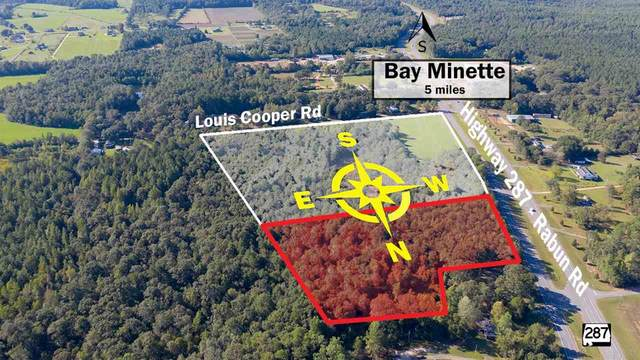 1 Hwy 287, Bay Minette, AL 36507 (MLS #543392) :: Connell & Company Realty, Inc.