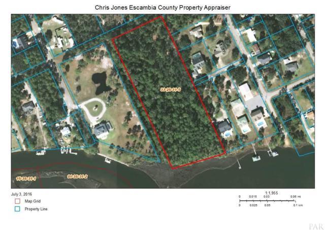 0 Gerald Rd, Pensacola, FL 32507 (MLS #502002) :: Coldwell Banker Coastal Realty