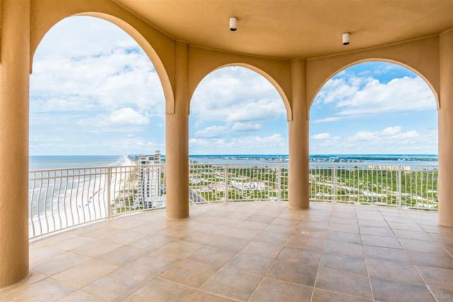 14241 Perdido Key Dr Ph1601 West, Perdido Key, FL 32507 (MLS #518574) :: ResortQuest Real Estate