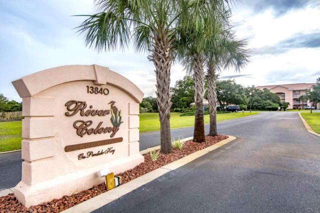 13840 River Rd #302, Perdido Key, FL 32507 (MLS #522490) :: Coldwell Banker Seaside Realty