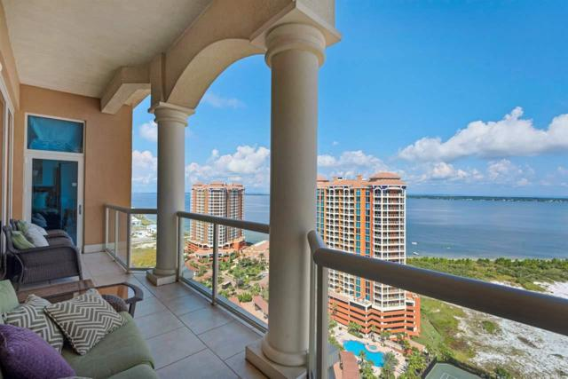 3 Portofino Dr #2105, Pensacola Beach, FL 32561 (MLS #524134) :: ResortQuest Real Estate