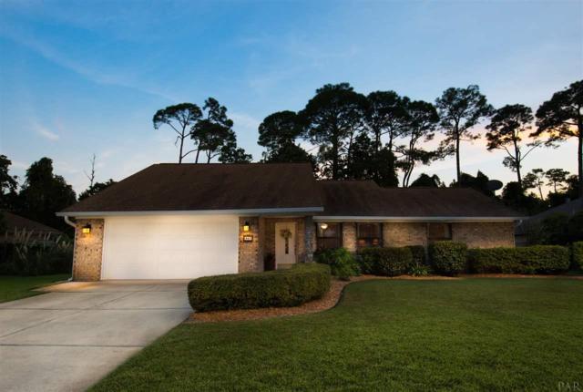 407 Williamsburg Dr, Gulf Breeze, FL 32561 (MLS #524167) :: Levin Rinke Realty