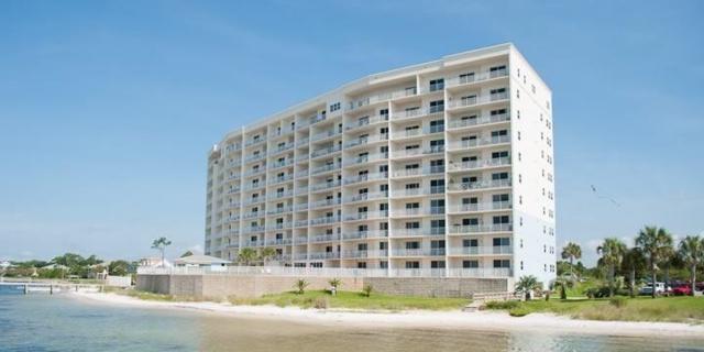 154 Ethel Wingate Dr #801, Pensacola, FL 32507 (MLS #528857) :: Coldwell Banker Seaside Realty