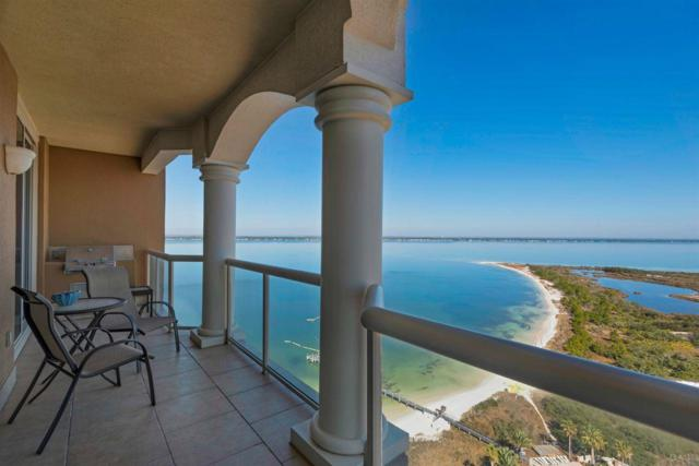 4 Portofino Dr #1803, Pensacola Beach, FL 32561 (MLS #530252) :: Coldwell Banker Seaside Realty