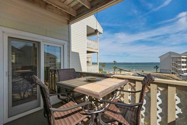 1150 Ft Pickens Rd C-8, Pensacola Beach, FL 32561 (MLS #531295) :: ResortQuest Real Estate