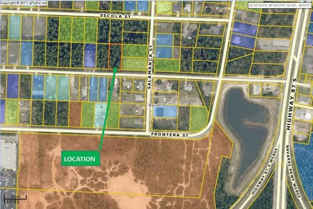 8152 Montalban St, Navarre, FL 32566 (MLS #532233) :: Levin Rinke Realty