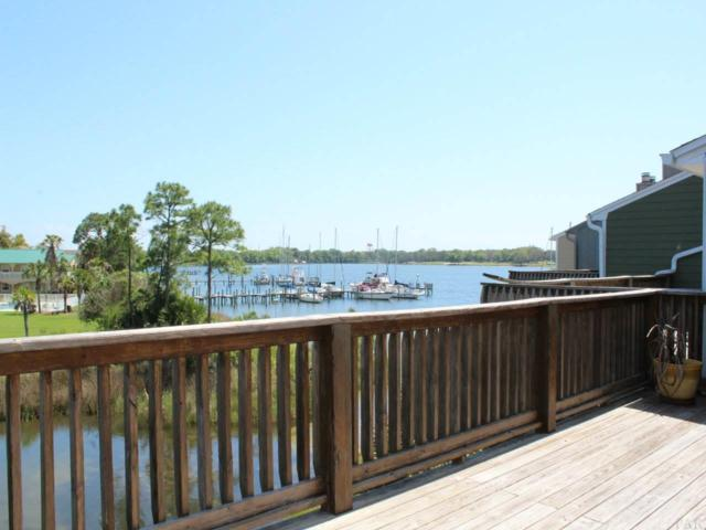 612 S 1ST ST #30, Pensacola, FL 32507 (MLS #533862) :: ResortQuest Real Estate