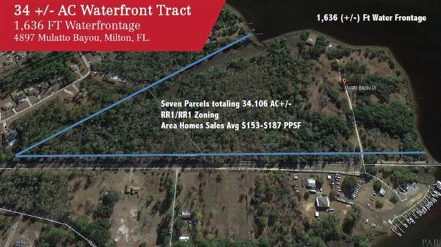 4897 Mulatto Bayou Dr, Milton, FL 32583 (MLS #537795) :: Levin Rinke Realty