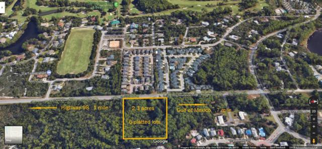 Lots 19-24 Tiburon Cir, Santa Rosa Beach, FL 32459 (MLS #539982) :: ResortQuest Real Estate