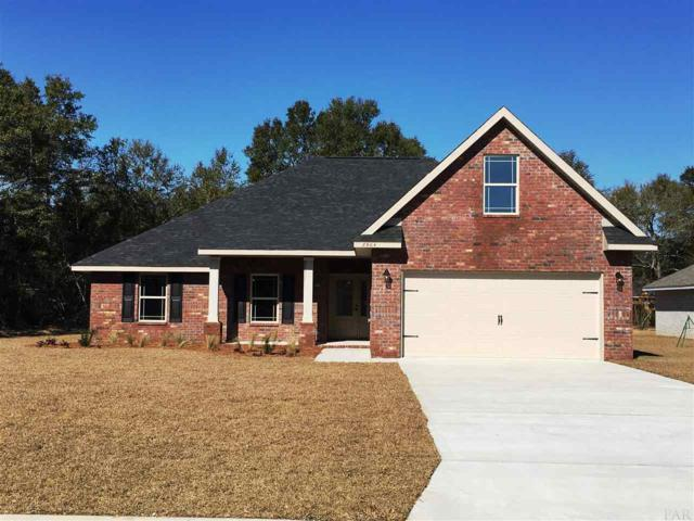 8880 Clearbrook Dr, Milton, FL 32583 (MLS #540822) :: Levin Rinke Realty