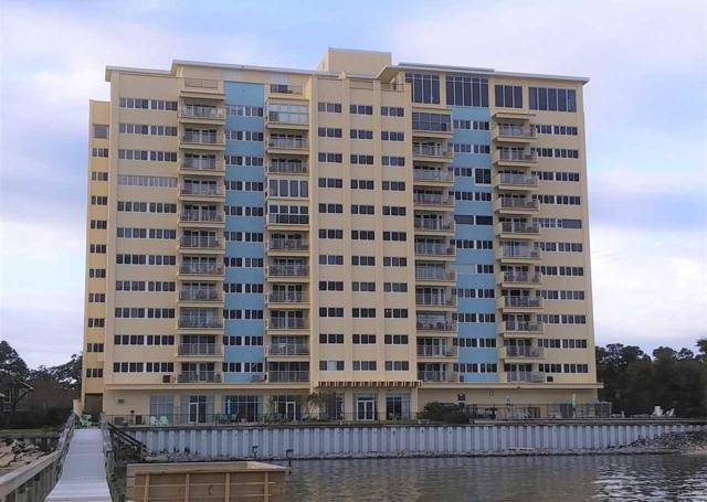 825 Bayshore Dr #301, Pensacola, FL 32507 (MLS #546046) :: ResortQuest Real Estate