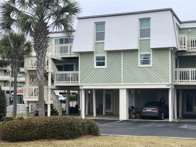 1100 Ft Pickens Rd A-13, Pensacola Beach, FL 32561 (MLS #547972) :: Levin Rinke Realty