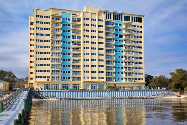 825 Bayshore Dr #802, Pensacola, FL 32507 (MLS #548745) :: ResortQuest Real Estate