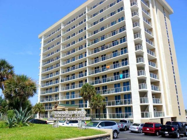 330 Ft Pickens Rd 4-E, Pensacola Beach, FL 32561 (MLS #549116) :: ResortQuest Real Estate