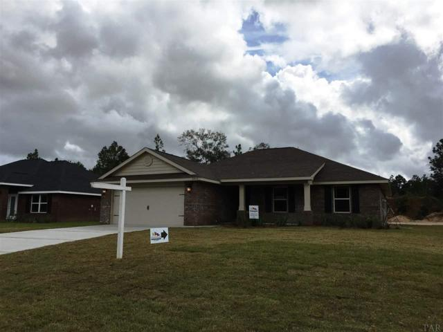 8826 Clearbrook Dr, Milton, FL 32583 (MLS #551512) :: Levin Rinke Realty