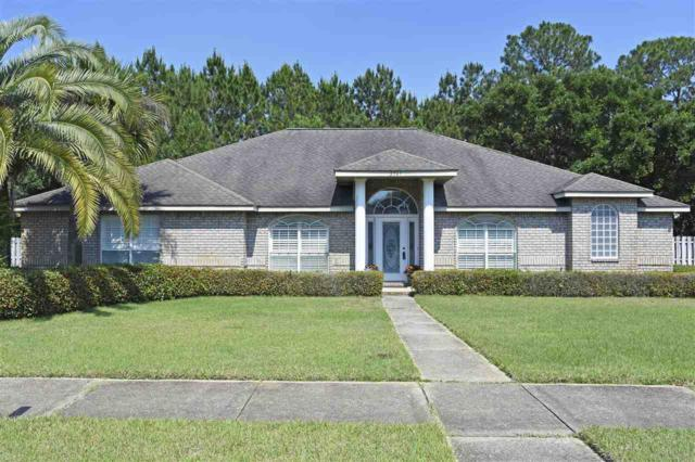 2549 Mary Fox Dr, Gulf Breeze, FL 32563 (MLS #552990) :: ResortQuest Real Estate