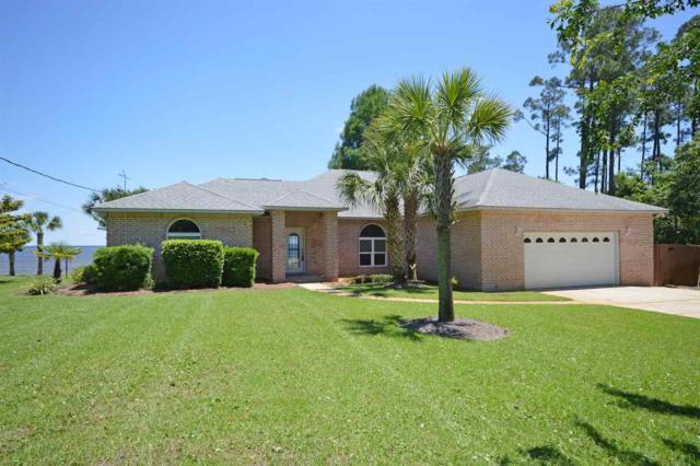 1600 Moonraker Dr, Milton, FL 32583 (MLS #554302) :: ResortQuest Real Estate