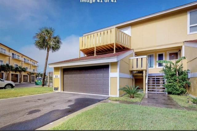1500 Via Deluna Dr E-1, Pensacola Beach, FL 32561 (MLS #554725) :: ResortQuest Real Estate
