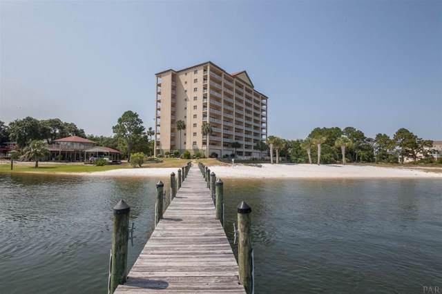 13928 River Rd #202, Perdido Key, FL 32507 (MLS #555260) :: ResortQuest Real Estate