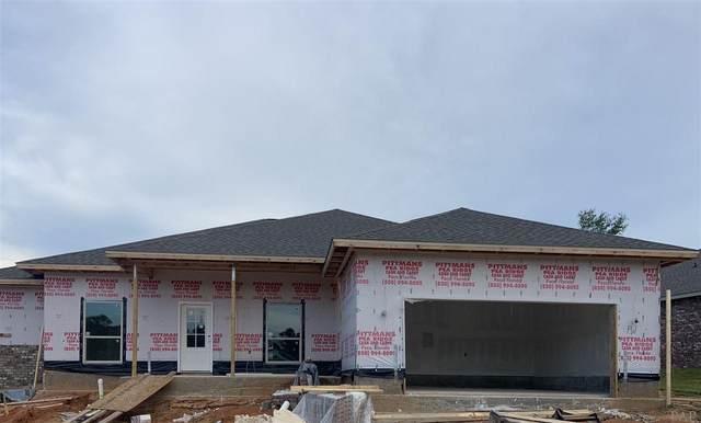 447 Broadleaf Cir, Cantonment, FL 32533 (MLS #558709) :: Connell & Company Realty, Inc.
