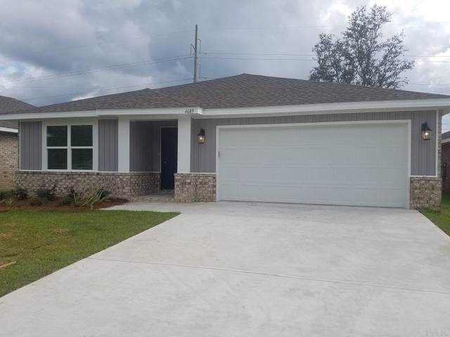 4689 Integrity Ct Lot 15 N, Milton, FL 32570 (MLS #561172) :: ResortQuest Real Estate
