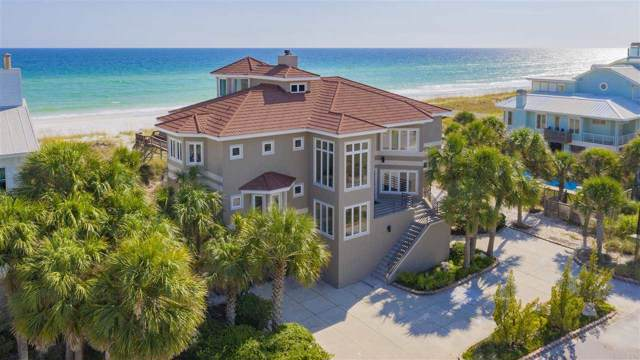 32 Calle Hermosa, Pensacola Beach, FL 32561 (MLS #561191) :: ResortQuest Real Estate