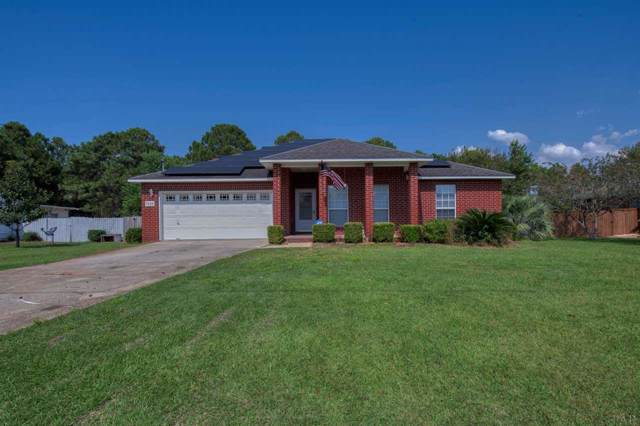7426 Manatee St, Navarre, FL 32566 (MLS #561704) :: Levin Rinke Realty