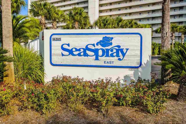 16285 Perdido Key Dr #621, Pensacola, FL 32507 (MLS #561732) :: The Kathy Justice Team - Better Homes and Gardens Real Estate Main Street Properties