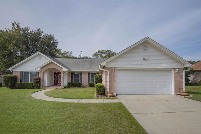 1579 Hunters Creek Dr, Cantonment, FL 32533 (MLS #562509) :: Levin Rinke Realty