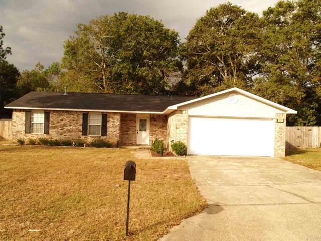 911 Vonna Jo Cir, Pensacola, FL 32507 (MLS #562707) :: Levin Rinke Realty