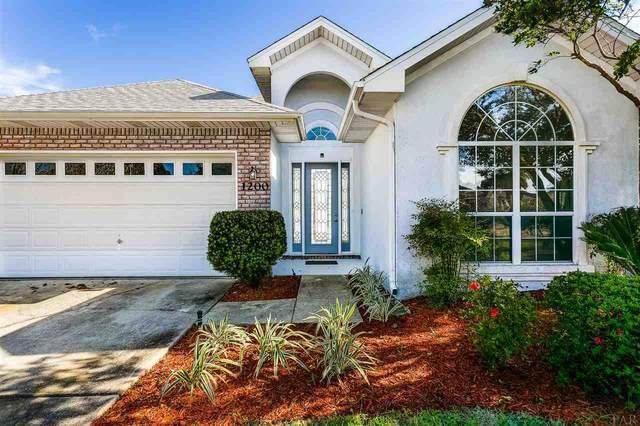 1200 Autumn Breeze Cir, Gulf Breeze, FL 32563 (MLS #562757) :: Connell & Company Realty, Inc.